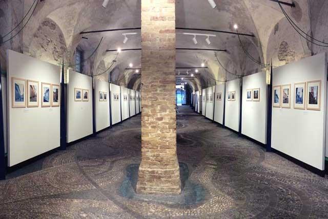 SOSPESA/700 VIVA DANTE/I disegni di Giovanni Guerrini in mostra
