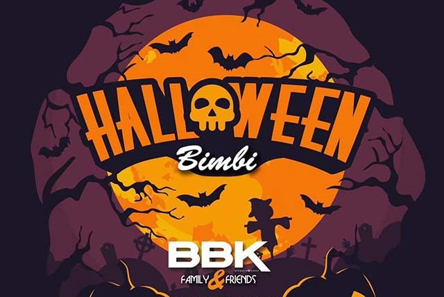 HALLOWEEN / Great party for the children of the Bbk