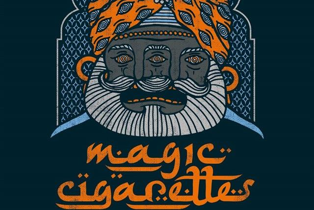 I Magic Cigarettes live al Circolo Abajur