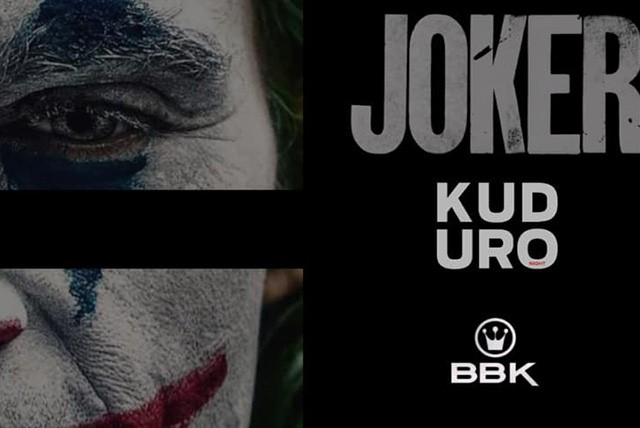 KuduroJoker Night al Bbk
