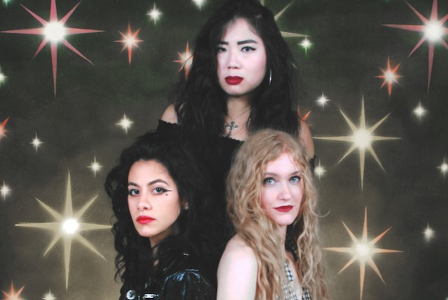 Le L.A. Witch all'Hana-Bi