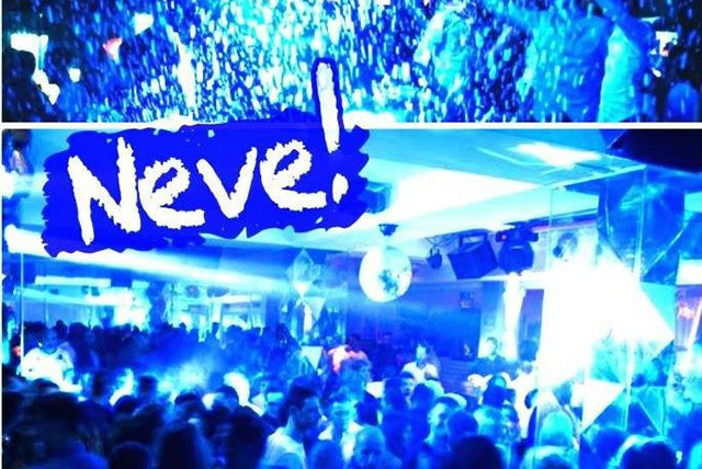Neve! - the real cool Party al BBK